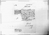 SCRC ID: 3278. Notice concerning promotion and transfer of Sabini, 1790.