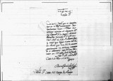 SCRC ID: 3286. Expediente of departure from Cadiz for Puerto Rico (noticio), 1790.
