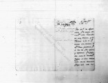 SCRC ID: 3357. Letter introducing expediente, 1779.