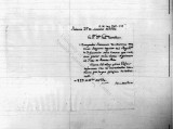 SCRC ID: 3279. Notice concerning Antonio Martinez's transfer to Puerto Rico, 1790.