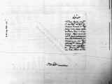 SCRC ID: 3281. Hoja de servicio concerning Juan Bravo's promotion and transfer, 1790.
