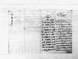 SCRC ID: 3245. Hoja de servicio for Francisco Zarrate, 1790.