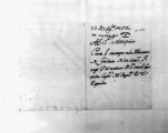 SCRC ID: 3426. Notice of payment to Manuel Gonzalez, 1780.