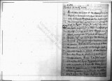 SCRC ID: 3432. Correspondence and list of English fatalities in battle at Duquesne, 1755.