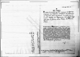 SCRC ID: 3296. Expediente from King, transfering Aguilar to Puerto Rico, 1790.
