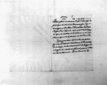 SCRC ID: 3415. Notice giving Manuel Gonzalez funds to leave for Havana, 1780.
