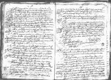 SCRC ID: 6994. Document relating to the genealogy of Juan de Oñate and his admission to the Order...