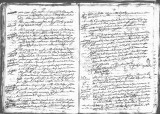 SCRC ID: 6995. Document relating to the genealogy of Juan de Oñate and his admission to the Order...