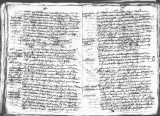 SCRC ID: 6969. Document relating to the genealogy of Juan de Oñate and his admission to the Order...