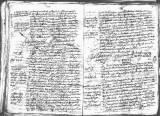 SCRC ID: 6968. Document relating to the genealogy of Juan de Oñate and his admission to the Order...