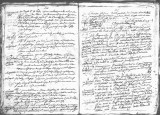 SCRC ID: 7007. Document relating to the genealogy of Juan de Oñate and his admission to the Order...