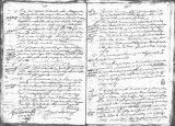 SCRC ID: 6997. Document relating to the genealogy of Juan de Oñate and his admission to the Order...