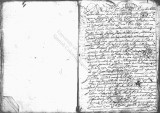 SCRC ID: 6947. Document indicating Juan de Oñate's candidacy for the Order of Santiago and...
