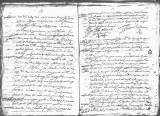 SCRC ID: 7009. Document relating to the genealogy of Juan de Oñate and his admission to the Order...