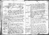 SCRC ID: 6961. Document relating to the genealogy of Juan de Oñate and his admission to the Order...