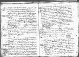 SCRC ID: 7011. Document relating to the genealogy of Juan de Oñate and his admission to the Order...
