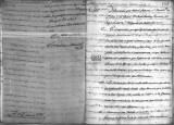 SCRC ID: 6910. Fragment of a letter relating to an unidentified proposal, 1789.