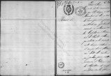 SCRC ID: 6923. Letter referring to the rejection of the solicitation for land to build an asylum,...