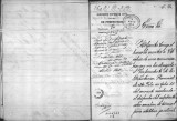 SCRC ID: 6924. Letter relating to requests for cessions of land near El Morro to be used in the...