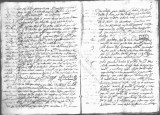 SCRC ID: 7023. Document relating to the evaluation of Juan de Oñate by Luis de Barros and...
