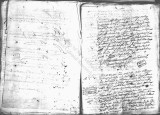 SCRC ID: 6951. Document relating to the genealogy of Juan de Oñate and his admission to the Order...