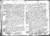 SCRC ID: 6962. Document relating to the genealogy of Juan de Oñate and his admission to the Order...
