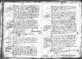 SCRC ID: 6982. Document relating to the genealogy of Juan de Oñate and his admission to the Order...