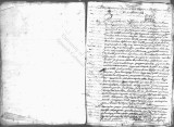 SCRC ID: 7056. Memoria of the successors to the Hacienda of Juan de Oñate and his brothers, 1572.