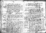 SCRC ID: 6955. Document relating to the genealogy of Juan de Oñate and his admission to the Order...