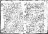 SCRC ID: 6977. Document relating to the genealogy of Juan de Oñate and his admission to the Order...