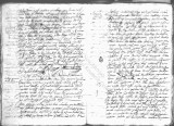 SCRC ID: 7044. Document relating to the evaluation of Juan de Oñate by Luis de Barros and...