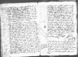 SCRC ID: 7041. Document relating to the evaluation of Juan de Oñate by Luis de Barros and...