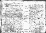 SCRC ID: 6957. Document relating to the genealogy of Juan de Oñate and his admission to the Order...