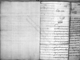 SCRC ID: 6896. Letter from Martin Navarro regarding events in Louisiana, 1788.