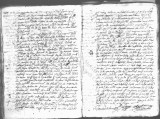SCRC ID: 7038. Document relating to the evaluation of Juan de Oñate by Luis de Barros and...