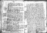 SCRC ID: 6956. Document relating to the genealogy of Juan de Oñate and his admission to the Order...