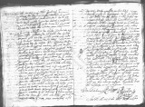 SCRC ID: 7039. Document relating to the evaluation of Juan de Oñate by Luis de Barros and...