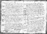 SCRC ID: 6990. Document relating to the genealogy of Juan de Oñate and his admission to the Order...
