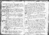 SCRC ID: 6991. Document relating to the genealogy of Juan de Oñate and his admission to the Order...