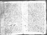 SCRC ID: 7047. Document relating to the evaluation of Juan de Oñate by Luis de Barros and...