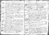 SCRC ID: 6999. Document relating to the genealogy of Juan de Oñate and his admission to the Order...