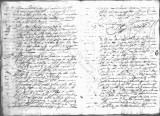 SCRC ID: 7018. Document relating to the evaluation of Juan de Oñate by Luis de Barros and...