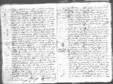SCRC ID: 7036. Document relating to the evaluation of Juan de Oñate by Luis de Barros and...