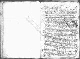 SCRC ID: 7059. Document in which don Luis de Barros and Juan Flores de Qiñónes Ossorio are...