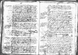 SCRC ID: 6986. Document relating to the genealogy of Juan de Oñate and his admission to the Order...