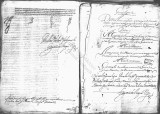 SCRC ID: 6949. Document which identifies the parents as well as the maternal and paternal...