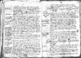 SCRC ID: 6965. Document relating to the genealogy of Juan de Oñate and his admission to the Order...