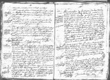 SCRC ID: 6998. Document relating to the genealogy of Juan de Oñate and his admission to the Order...