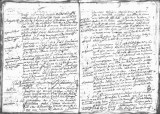 SCRC ID: 7001. Document relating to the genealogy of Juan de Oñate and his admission to the Order...