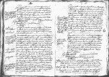 SCRC ID: 6976. Document relating to the genealogy of Juan de Oñate and his admission to the Order...